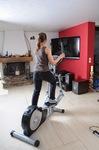 Cross-Trainer zu Hause trainieren