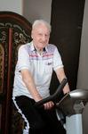 Radheimtrainer fit bleiben