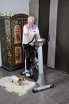 Radheimtrainer zu Hause